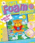 Kreativni sada Fun Foam Picture - Medvěd - Argus