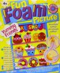 Kreativni sada Fun Foam Picture - Dortíky - Argus