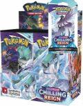 Pokémon TCG: SWSH06 Chilling Reign - Booster - Pokémon Company