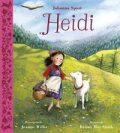 Heidi (slovensky) - Johanna Spyri