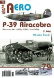 P-39 Airacobra, Mk.I, P-400, P-39D-1 a P-39D-2, 2. část - Miroslav Šnajdr