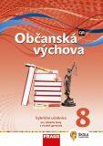 Občanská výchova 8 pro ZŠ a víceletá gymnázia - Hybridní učebnice / nová generace - Janošková Dagmar a kolektiv