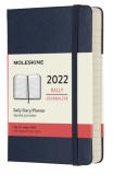 Moleskine Diář 2022 modrý S, denní, tvrdý - Moleskine