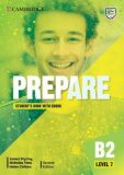 Prepare 7/B2 Student´s Book with eBook, 2nd - James Styring