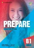 Prepare 5/B1 Student´s Book with eBook, 2nd - Niki Joseph
