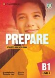 Prepare 4/B1 Student´s Book with eBook, 2nd - James Styring