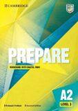 Prepare 3/A2 Workbook with Digital Pack, 2nd - Treloar Frances