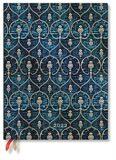 Paperblanks Diář 12měs 2022 Blue Velvet Ultra VSO - Hartley & Marks