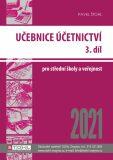 Učebnice Účetnictví III. díl 2021 - Pavel Štohl