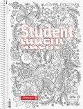 Student blok A4 90g Art linka 80 listů - Kanorg