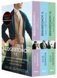Bridgertonovi 1-3 - Julia Quinn