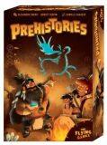 Prehistories CZ/EN - rodinná hra - Tlama games
