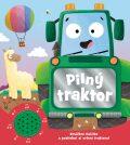 Knížka do ouška: Pilný traktor - Rebo