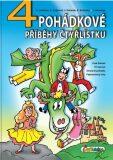 4 pohádkové příběhy Čtyřlístku - Hana Lamková, ...