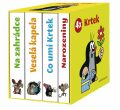 4x Krtek - dárkový box (komplet) - Zdeněk Miler