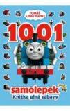 Tomáš a jeho přátelé - 1001 samolepek – Knížka plná zábavy - ...