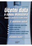 Účetní data v rukou manažera - Jaroslav Sedláček