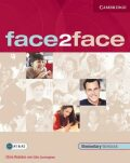 FACE2FACE ELEMENTARY WORKBOOK - Redston Chris