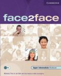 face2face Upper Intermediate Workbook with Key - kolektiv autorů