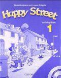 HAPPY STREET 1 ACTIVITY BOOK+CD - Maidment Stella