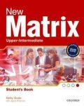 New Matrix Upper Intermediate Student´s Book - Gude K. , Wildman J.