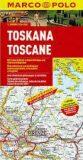 Itálie č.7-Toskana/mapa 1:200T MD -