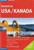 USA/KANADA ATLAS/USA/KANADA REISEATLAS - Kunth-verlag