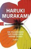 Die Pilgerjahre des farblosen Herrn Tazaki - Haruki Murakami