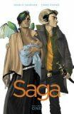 Saga - vol. 1 (AJ) - Brian K. Vaughan, ...
