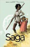 Saga - vol. 3 (AJ) - Brian K. Vaughan, ...