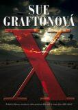 X... graficky nejdramatičtější písmeno - Sue Graftonová