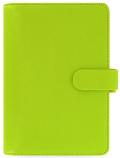 Filofax Diář A6 - Saffiano, limetkový - Filofax
