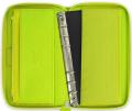 Filofax Organizér A6 - Saffiano, limetkový, zip - Filofax