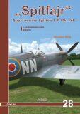 Spitfajr - Supermarine Spitfire L.F.Mk. IXE v československém letectvu - Miroslav Irra