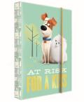 Desky na sešity A4 Pets - Karton P+P
