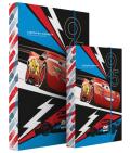 Desky na sešity A5 Cars - Karton P+P