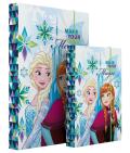 Desky na sešity A5 Frozen - Karton P+P
