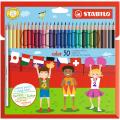 STABILO pastelky Color 30 ks - STABILO