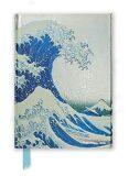 Zápisník - Hokusai Great Wave -