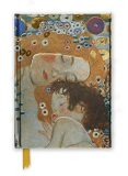 notebook Klimt - Three Ages of Woman - Flame Tree Publishing