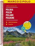 Polsko / atlas-spirála 1:300T                          MD - Marco Polo