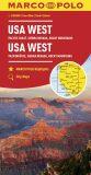 USA západ/mapa 1:2M MD - Marco Polo