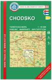 KČT 63 Chodsko 1:50 000 - Klub českých turistů