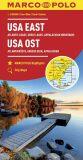 USA východ/mapa 1:2M MD - Marco Polo