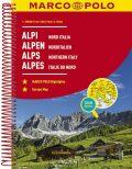 Alpy / atlas-spirála 1:300T                              MD - neuveden