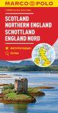 Anglie - Skotsko, Anglie sever - Marco Polo