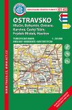 KČT 61-62 Ostravsko 1:50 000 - Klub českých turistů