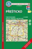 KČT 32 Přešticko 1:50 000 - Klub českých turistů