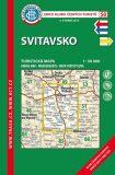 KČT 50 Svitavsko 1:50 000 - Klub českých turistů