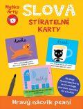 Myška Arty - Slova - stíratelné karty - Mandy Stanley,